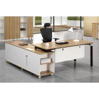 供应新款ZX-BSZ02板式办公桌