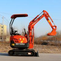 多功能履带挖掘机厂家直销 使用简单