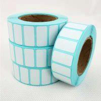 创美包装热敏纸条形码不干胶贴纸 空白三防热敏纸标签厂家定制