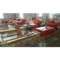 木墩机 刨花脚墩机 木托盘专用脚垫设备