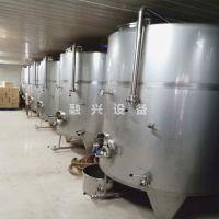 不锈钢储酒罐厂家新疆求购不锈钢立式储罐白酒厂装酒容器