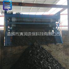 江苏连云港钢渣污泥脱水设备 带式压滤机脱泥效果好