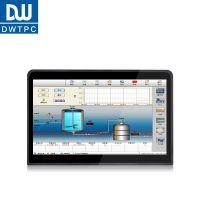 DW-140TPC-B 电容触摸一体机电脑工业平板电脑工控机