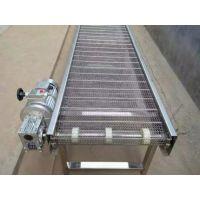 十堰爬坡网带输送机 加厚食品专用输送机