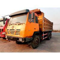 山西忻州环保风暴大量二手精品豪沃后八轮工程自卸车急售17吨专用货车