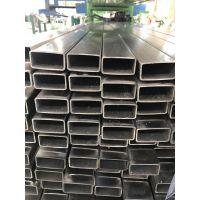 广东河源市316L材质不锈钢矩形方通10*70*1.5厚