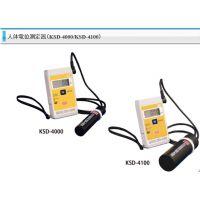 人体电位测试仪日本KASUGA春日电机KSD-4000人体静电测试仪