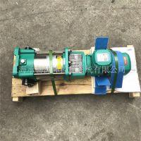 德国威乐水泵MVI1604/6 380V不锈钢多级离心泵热回收热水循环泵