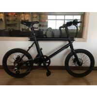 20寸锂电城市助力电单车变速电动自行车