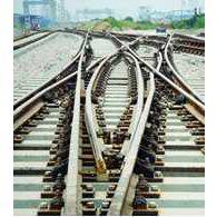 供应单轨双轨道岔