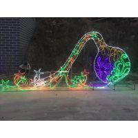 灯光展制作厂家,专业打造梦幻灯光节。