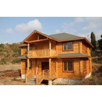 陕西重型木屋别墅设计图西安高端木屋哪家好 木别墅