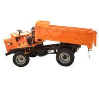 定制35马力双缸农用拖拉机 20四轮双顶工程车 物流配货到家