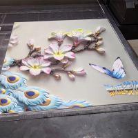 3D吸塑板数码UV平板彩印机 5D吸塑板万能打印机
