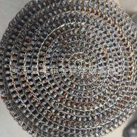 厂家定做各种规格金属网带  不锈钢长城网带  食品机械不锈钢网带