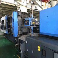 工厂生产中注塑机转让海天1000吨大胶量闲置伺服注塑机九成新