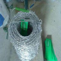 防护刺线 刺线柱 刺绳规格