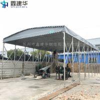 章村镇钢结构雨棚布厚度 电动遮阳蓬双电机 安吉推拉篷出售电话