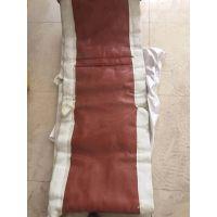 厂家供应 脱硫非金属补偿器硅胶蒙皮 耐高温耐腐蚀膨胀节蒙皮