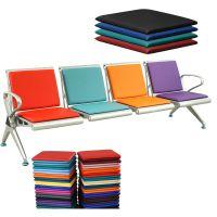 可定做高密度海绵坐垫金属连排机场椅