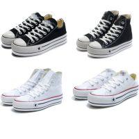 经典常青款增高女帆布鞋板鞋增高鞋支持一件代发