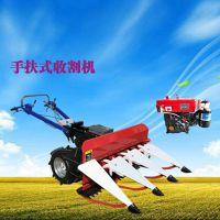 种植冷蒿手扶式收割机 割幅加宽牧草收割机