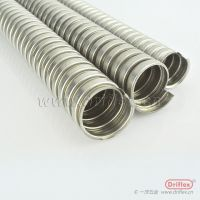 304不锈钢单勾P3型软管 电线电缆保护软管不锈钢金属软管厂家直销