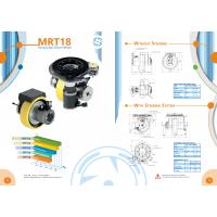 单舵轮牵引2T CFR舵轮 单轮承载1T可定制 MRT18