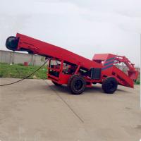 六九厂家直销巷道施工铲运机械设备 大型行走式地面散料铲运机