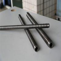 万州开县中空锚杆生产42*3.5隧道专用钢管推荐使用公司