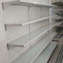全新超市货架零食便利店药店货架单双面母婴展示中岛柜展示架