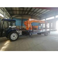 厂家定制品牌拖拉机吊 吨位可自选 拖拉机随车吊 质量保证
