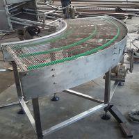 网带转弯机流水线不锈钢输送转弯机