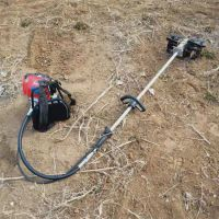 一机多用背负式割草旋耕机 惠民大量批发小型手推式收割机