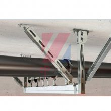 空调供水管抗震支架-中大空调集团