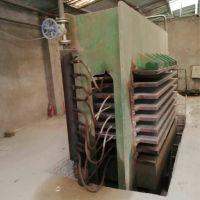 8成新4/8尺400吨九层二手热压机