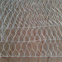 防洪铅丝笼挡墙 山体滑坡六角网 铅丝笼施工规范