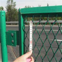 菱形钢板护栏网 高速公路防眩网 重型钢板网片