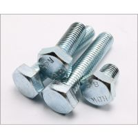 新国标螺栓,厚帽外六角螺栓,六角螺丝,国标栓