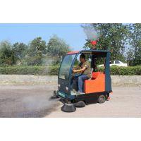 陕西普森驾驶式扫地机/电动扫地车/甘肃扫地机电动清扫车