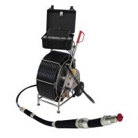 供排水管道、室内管道、天然气、石油等工业管道的切削打磨和障碍物清除机器人