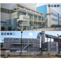 废气处理翔宇厂家供应新型吸附浓缩+CO催化燃烧设备