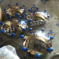 供应304不锈钢圆形压力人孔生产厂家
