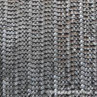 热销推荐 PVC发泡网布 现货供应黑色密麻布 餐台垫 多功能用料