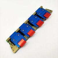 DDR3 8位内存颗粒测试治具 一拖八 DDR3内存条测试夹具
