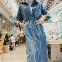 芭蒂娜北京大品牌服装尾货批发折扣女装 品牌服装店货源尾货藏蓝色衬衫