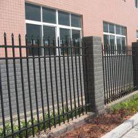 喷塑围栏@组装锌钢护栏厂家@三横梁移动锌钢护栏