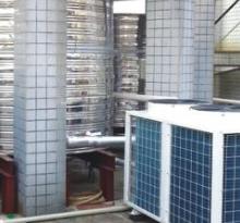 六合区空气能 南京罗威环境工程供应