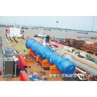 石油开采设备出口门到门海运专线,石化设备出口海运船公司