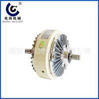 2.5kg双轴轴磁粉离合器 专业生产磁粉离合器 2.5kg双轴轴离合器
